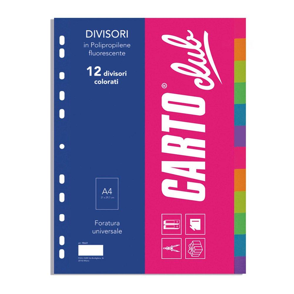 Divisori - Prodotti Cartoclub