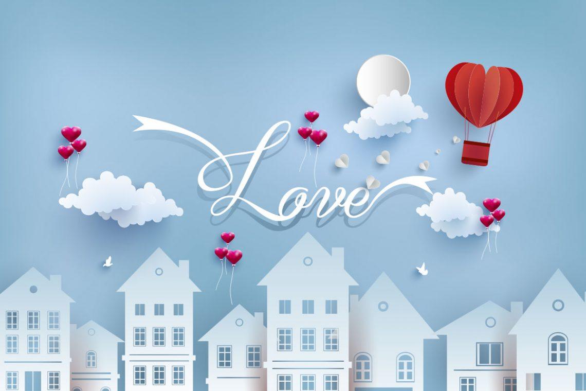 San Valentino: storia e origini della festa degli innamorati